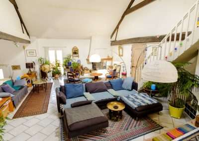 For Sale in France: 9-Bed House with Recording Studio 1hr from Paris