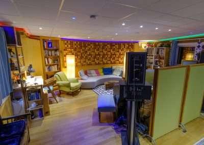 House with recording studio near Paris
