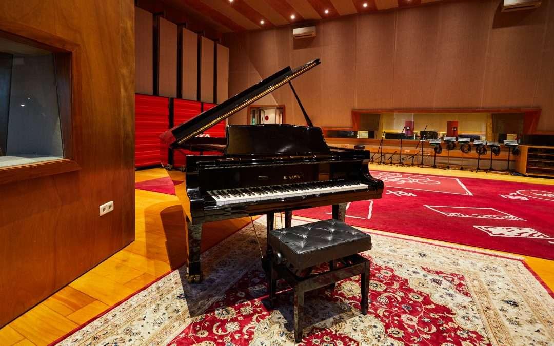 For Sale in Porto, Portugal: Commercial Recording Facility