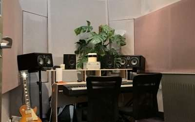 For Hire in London W6: Production Suite with Natural Light