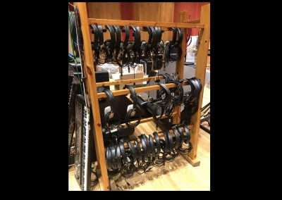 Angel Studios headphone rack for sale May 2020 MJQ.co.uk