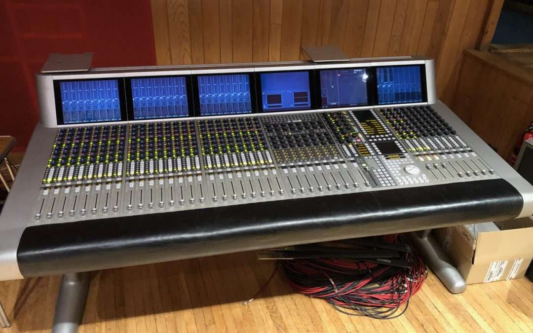 Euphonix System 5 For Sale