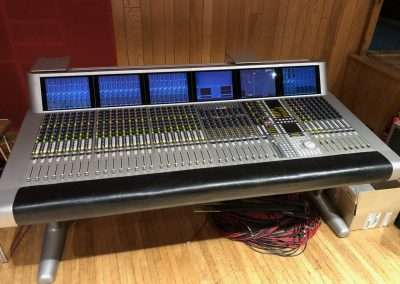 Euphonix System 5 ex Angel Studios for sale mjq.co.uk May 2020