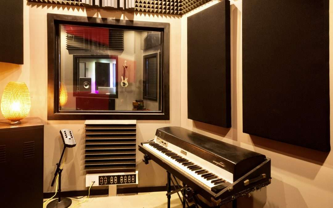 For Sale in Barcelona: Self-Contained Recording Studio