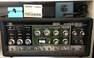 Roland RE-301 Space Echo For Sale