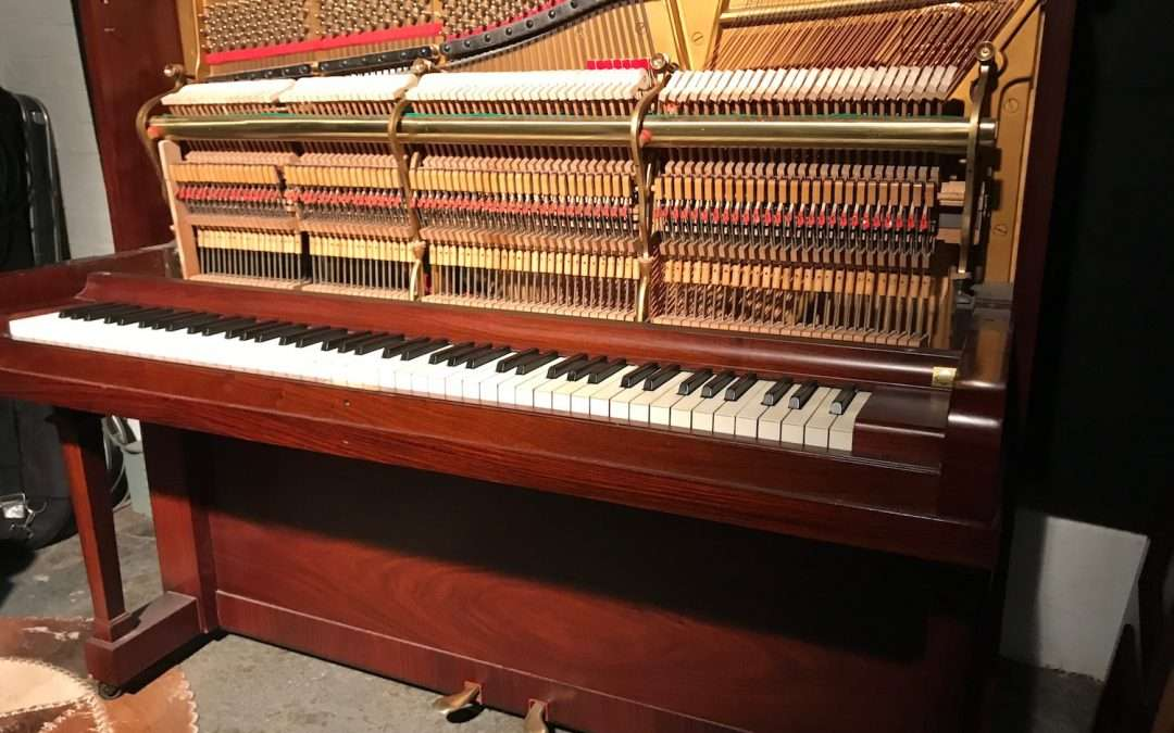 Steinway Model K For Sale