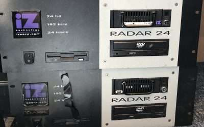 iZ Radar 24 (pair) For Sale