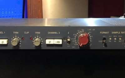 AMS Neve 1073 DPD For Sale