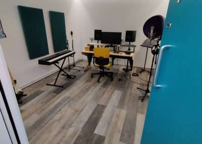 Music studio to let in South London SE15