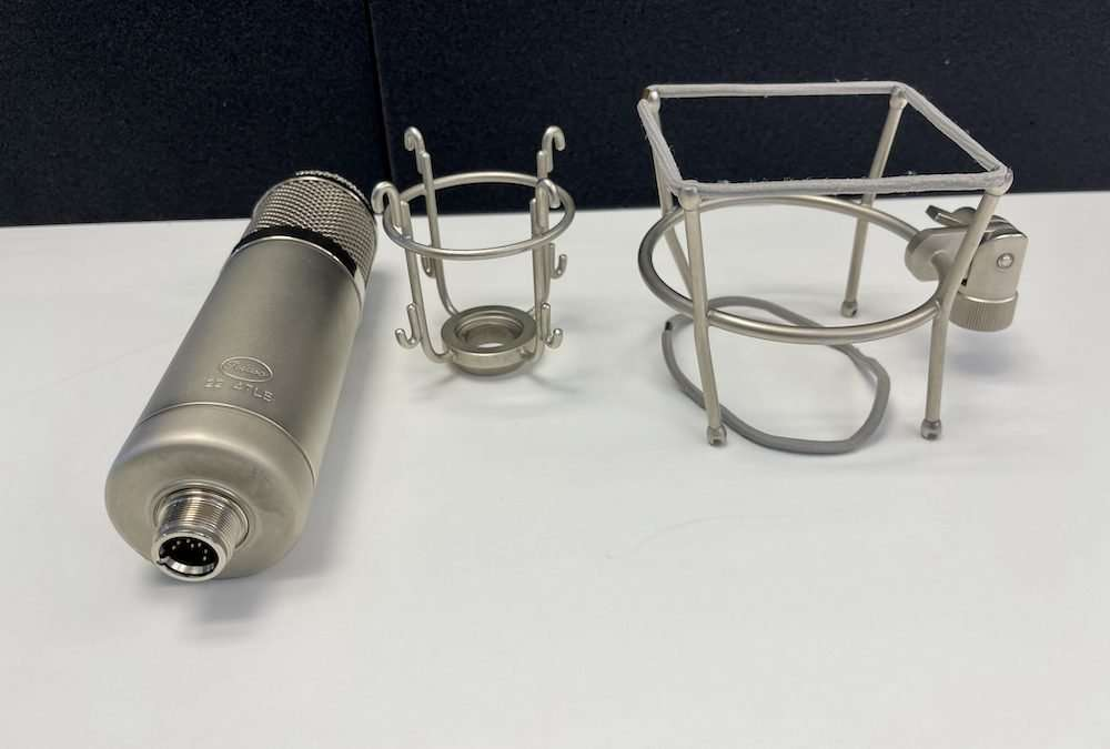 Peluso 22 47LE Microphone For Sale