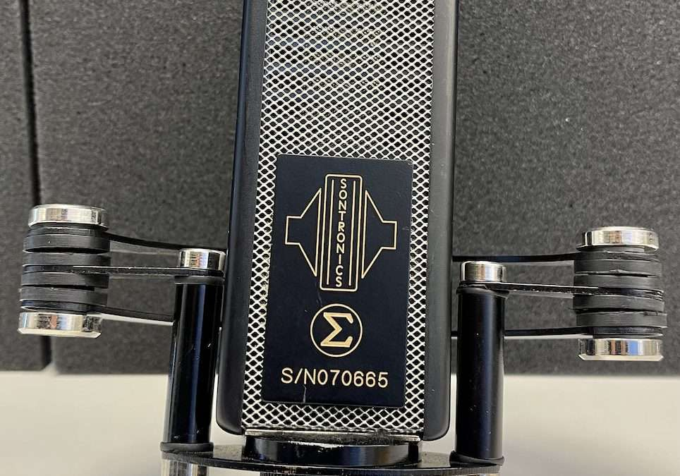 Sontronics Sigma Microphone For Sale