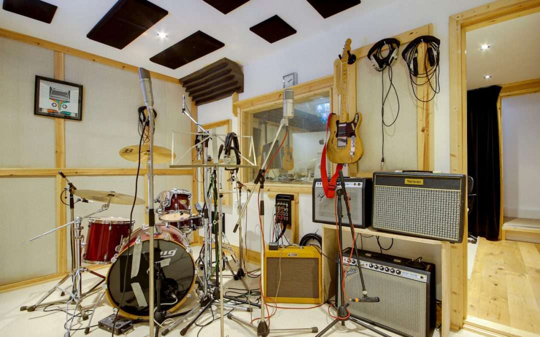 For Sale in London Fields E8: 150-Year Lease on Recording Studio with Residential Planning Granted