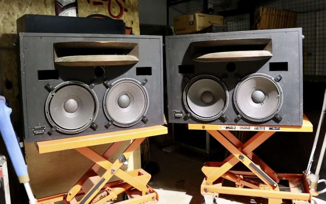 Eastlake monitors from Sarm For Sale