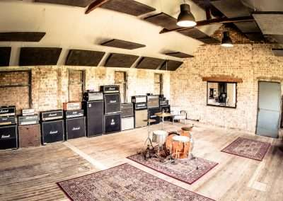 Sale of Lease in Woburn: Secluded Recording Studio Property