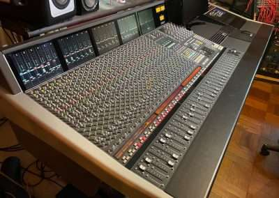 SSL Duality 24ch with Producer Panel & Patch Bay For Sale