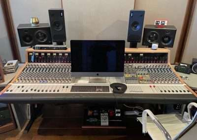 Custom 75 Console For Sale